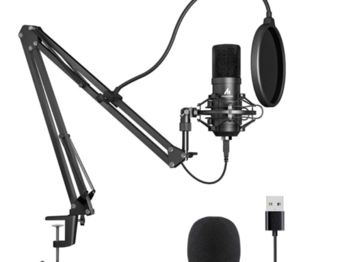 Best Microphones With Boom Arm And POP Filter (2021 Review)