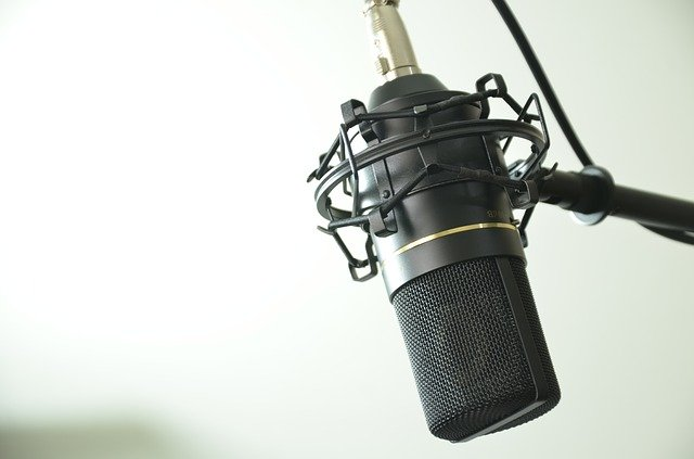 how to choose a microphone - condenser mic